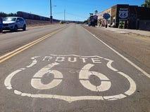Ruta 66 Foto de archivo