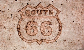 Ruta 66 Imagenes de archivo