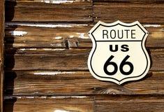 Ruta 66 imagen de archivo