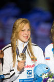 Ruta Meilutyte (Lithuania) Stock Photo