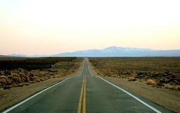 Ruta Nacional 40 Fotografering för Bildbyråer