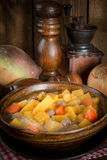 Rutabaga soup Royalty Free Stock Photo