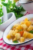 Rutabaga soup Royalty Free Stock Photos