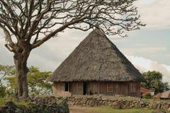 Ruteng-puu Dorf, Flores-Insel Lizenzfreie Stockfotografie