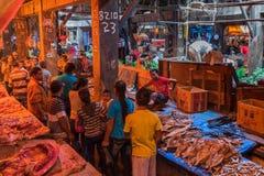 Ruteng rynek zdjęcie royalty free