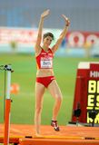 Ruth Beitia of Spain Royalty Free Stock Photo