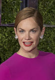 Ruth Wilson på Tony Awards 2015 Royaltyfri Bild