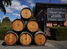 Elizabeth Spencer Winery in Napa Valley. Stock Image