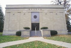 Rutherford Hayes Prezydencki Centrum, Obrazy Royalty Free