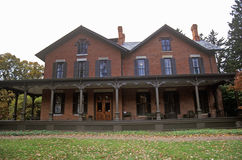 Rutherford Hayes Prezydencki centrum, Fremont, OH Zdjęcie Royalty Free