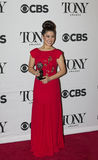 Ruthie Ann Miles Wins Tony na 69th cerimônia anual em 2015 Imagens de Stock Royalty Free