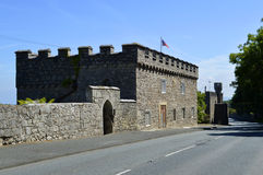 Ruthin Castle in North Wales Royalty Free Stock Image