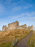Ruthven Barracks Stock Images