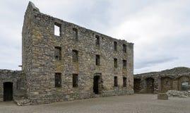 Ruthven Barracks stock images