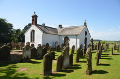 Ruthwell Church Royalty Free Stock Photo