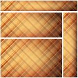 Rutig textur Arkivfoto