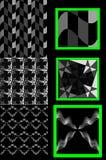 Rutig textur 3D Royaltyfria Foton