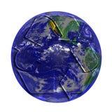 Réutilisez la terre Image stock