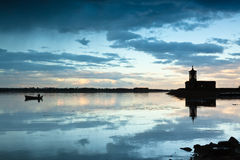 Rutland Water Royalty Free Stock Photography
