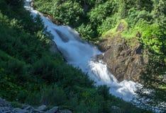 Rutor creek Stock Photo