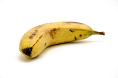 rutten banan Royaltyfri Fotografi