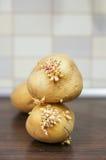 Ruttna potatisar Royaltyfri Bild