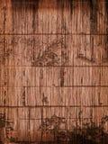 ruttna singed trä Arkivbilder