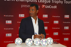Ruud Gullit Royalty Free Stock Photo