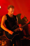 Ruud jolie guitarist Royalty Free Stock Photo