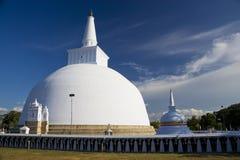 Ruvanveli Dagoba, Anuradhapura, Sri Lanka Royalty Free Stock Photography