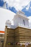 Ruvanveli Dagoba, Anuradhapura, Sri Lanka Stock Photography