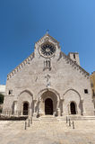 Ruvo (Apulia, Italy) - Old cathedral Stock Photos