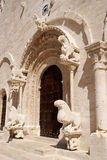 Ruvo di Puglia Cathedral Royalty Free Stock Photos