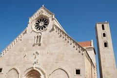 Ruvo Di Puglia-Kathedrale Stockbilder