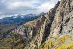 Ruw Autumn Mountains Royalty-vrije Stock Fotografie