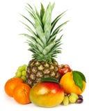 Ruw fruit Royalty-vrije Stock Afbeeldingen