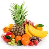 Ruw fruit Royalty-vrije Stock Foto's