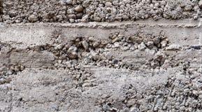 Ruw grijs beton stock afbeelding