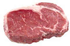 Ruw Lapje vlees Ribeye Stock Fotografie