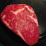 Ruw rood vlees royalty-vrije stock fotografie