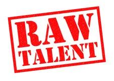 Ruw Talent vector illustratie