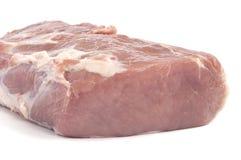 Ruw varkensvlees Stock Afbeeldingen