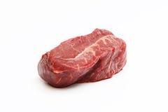 Ruw Veerlapje vlees Royalty-vrije Stock Afbeelding