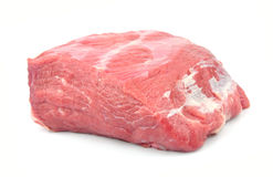 Ruw vlees Royalty-vrije Stock Foto's