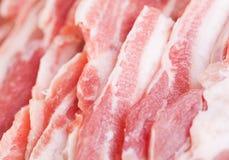 Ruw vlees Stock Fotografie
