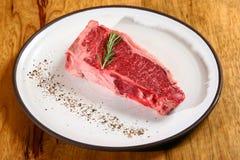 Ruw vlees royalty-vrije stock fotografie