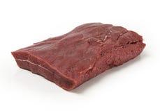 Ruw vleesrundvlees voorbereid voedsel Royalty-vrije Stock Afbeelding