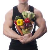 Ruw voedsel Stock Foto
