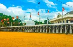 Ruwanwalisaya arkivbild
