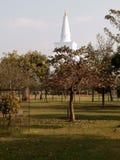 Ruwanweli antiguo Maha Saya Anuradhapura, Sri Lanka Foto de archivo libre de regalías